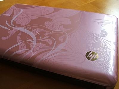 HP Mini 110 淡紅藤 canna(カンナ)の写真