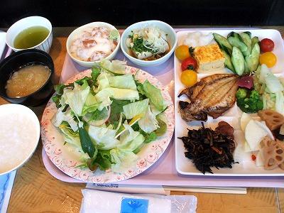 マホロバマインズ三浦の朝食