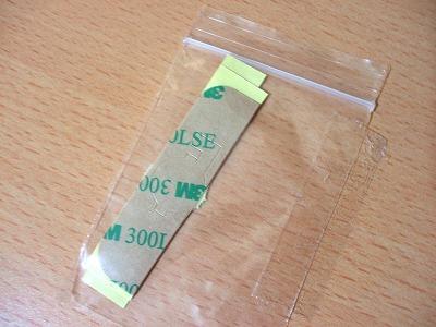 ガラス&デジタイザ用強力両面テープセット