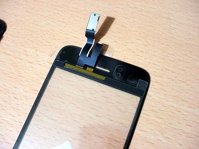 iPhoneのデジタイザー