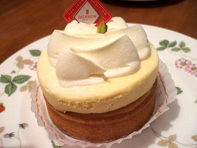 ダブルチーズケーキ2