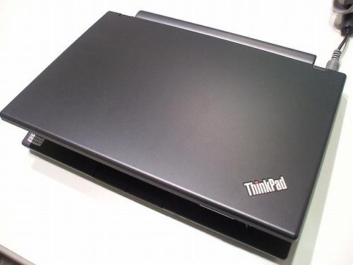 Thinkpad X100e ミッドナイト・ブラック