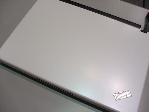 Thinkpad X100e アークティック・ホワイト