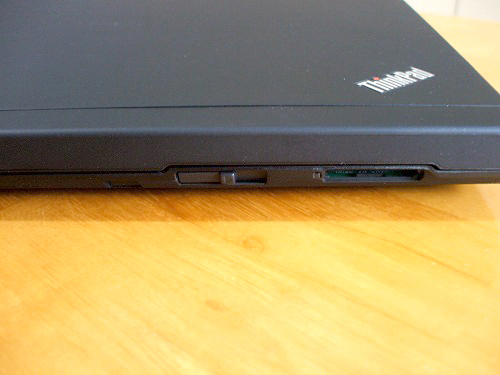 ThinkPad X201 前