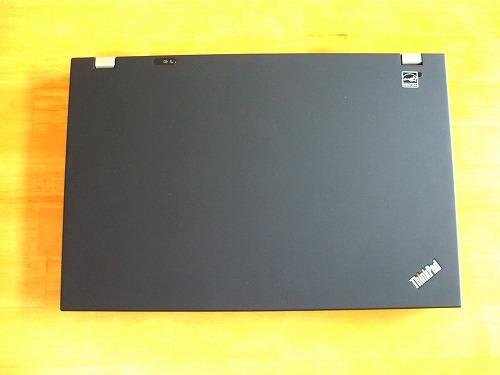 T510のトップパネル