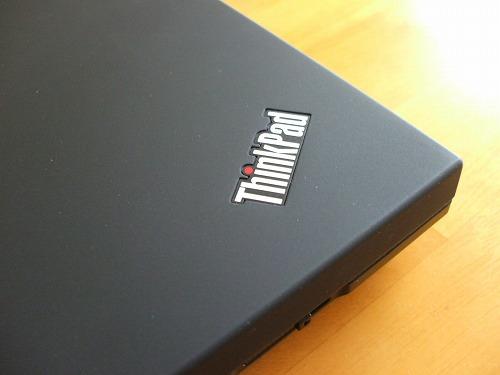 T510のThinkpadロゴ