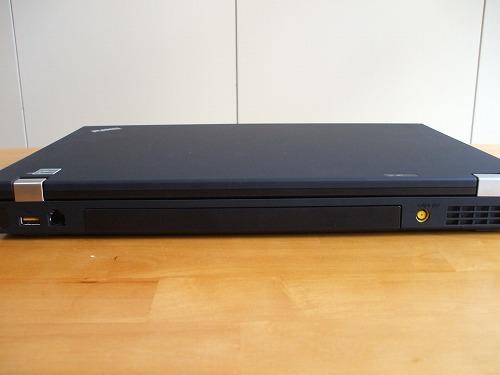 ThinkPad T510 背面