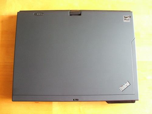 X201 tablet トップパネル