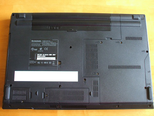 ThinkPad SL510 底