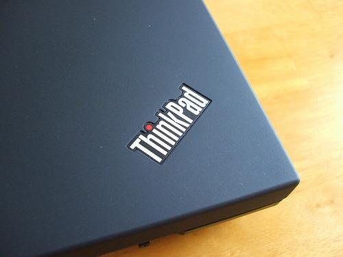 W510 Thinkpadロゴ