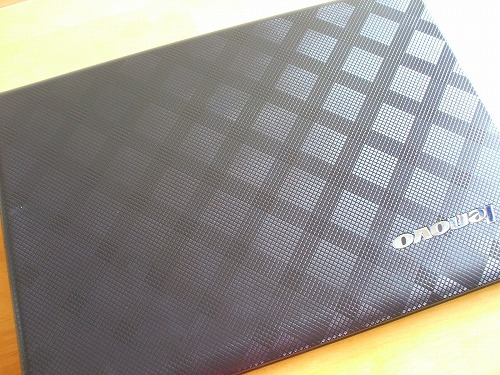 IdeaPad U450p トップパネル