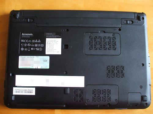 IdeaPad U450p ���̤μ̿�