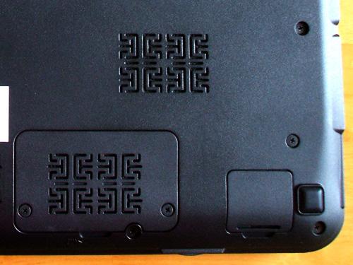 U450p SIMカードスロット