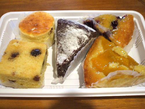 ケーキアラカルト