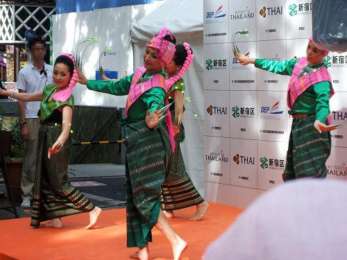 タイの民俗芸能