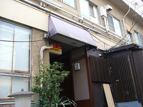 アパート内に飲食店