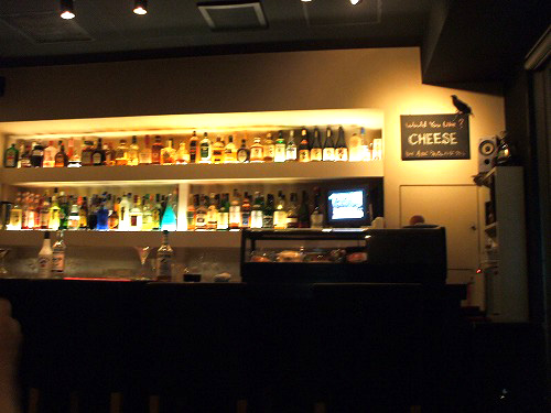 Bar SHIBUYA KALLAS店内