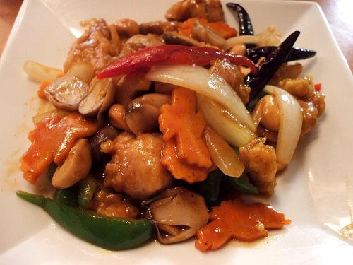 彩り野菜のオイスターソース炒め
