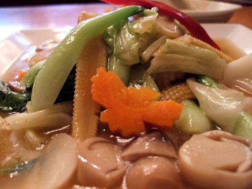 野菜たっぷりの炒め物