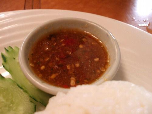 カオマンガイのソース