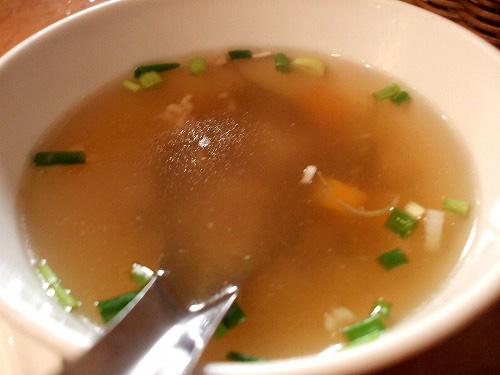 香味野菜のスープ