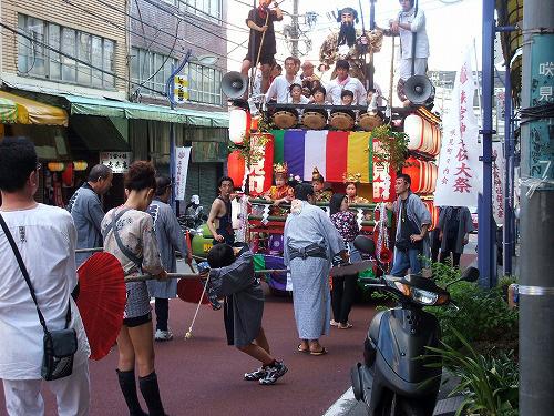 熱海こがし祭り3