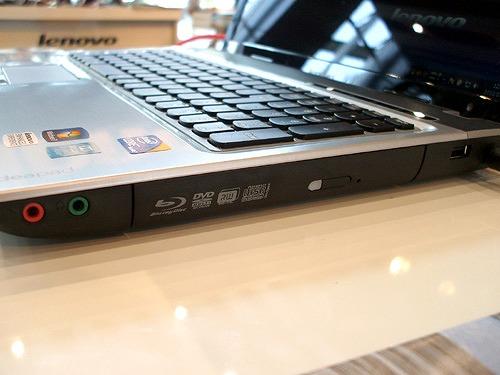 Z560 右側面