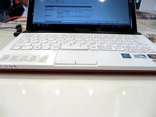 IdeaPad U160 前面