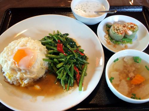 空芯菜炒めセット