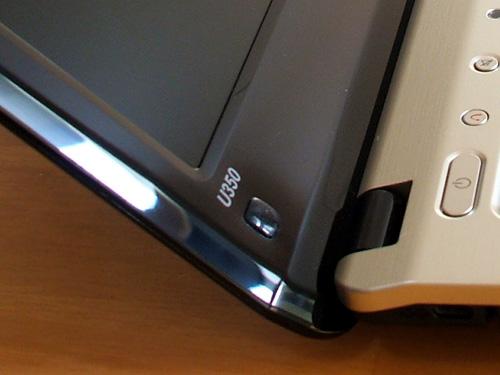 IdeaPad U350の製品ロゴ