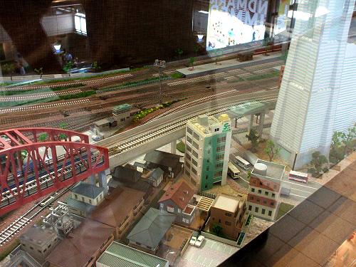 「鉄道模型のカツミ」の模型