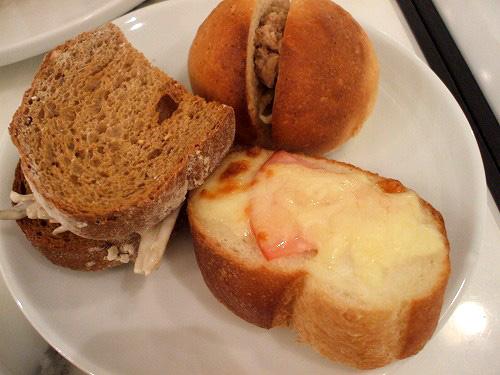 サンドイッチ類