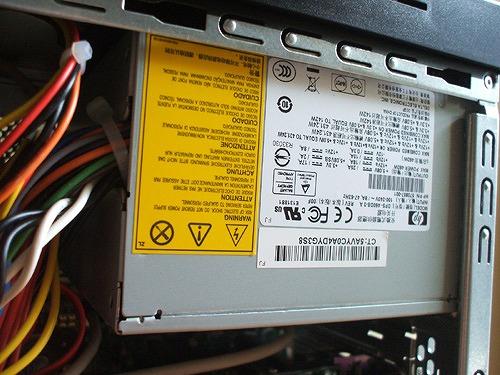 HPE 280jp 電源ユニット
