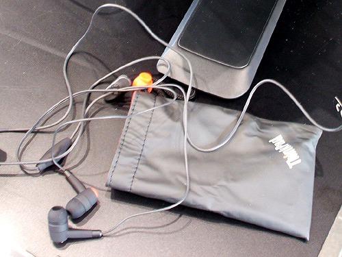 ThinkPad In-Ear ヘッドフォン