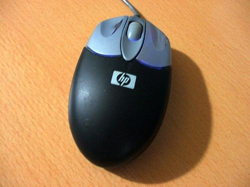 私のマウス