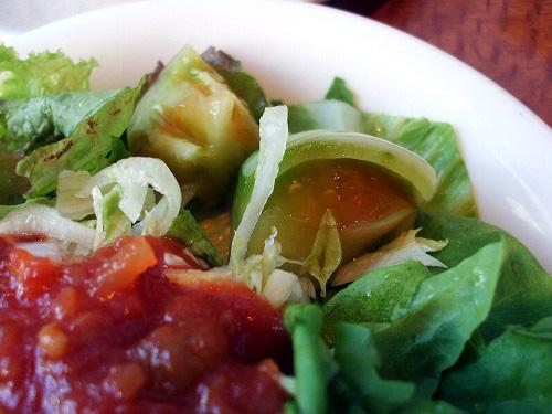 またグリーントマトのピクルス