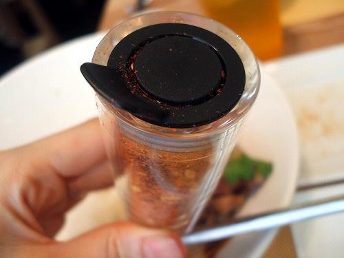 唐辛子の容器