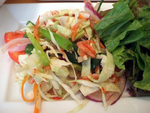 ソムタム風サラダ