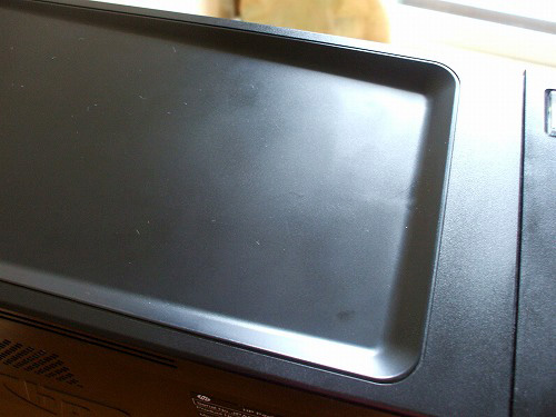 HPE 290jpのユニバーサルトレイ