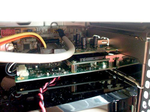 HPE 290jp テレビチューナーカード