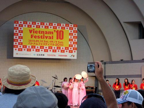 舞台でのイベント2