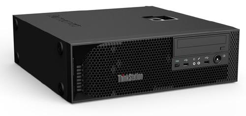 ThinkStation C20 横置き
