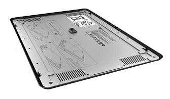 HP ENVY14 Beats Edition のスリムパッテリー