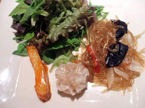 野菜とかトッポギ