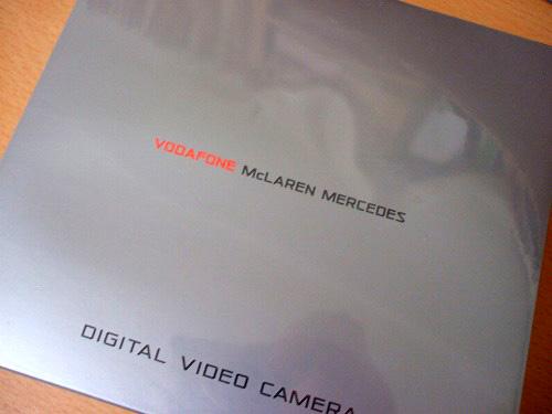 マクラーレンのデジカメ