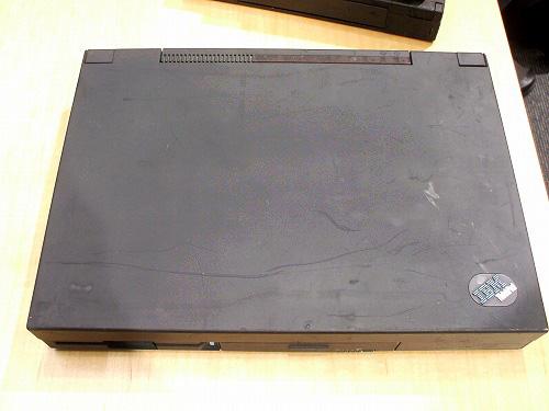 Thinkpad 700 ps2天板