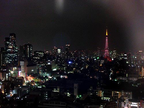 レノボジャパンからの外の風景