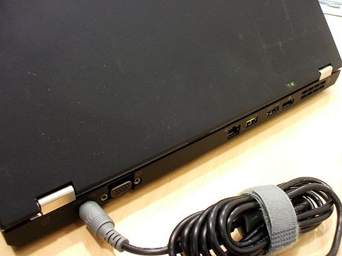 Thinkpad T410s 背面