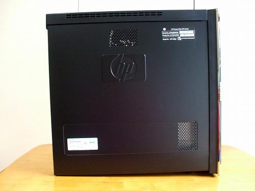 HPE 390jp 左側面