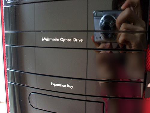 HPE 390jp 2基のドライブ